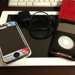 iPod classicのノイズが気になるのでオーテクのポータブルアンプAT-PHA31iを購入